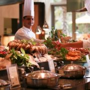 5* Buffet at Shangri-La Dubai
