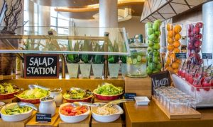 5* Buffet with Drinks: Child (AED 35) or Adult (AED 69)