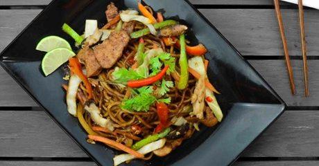 AED 50 Toward Asian Food