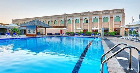 Abu Dhabi: 1-Night Romantic Stay with Breakfast