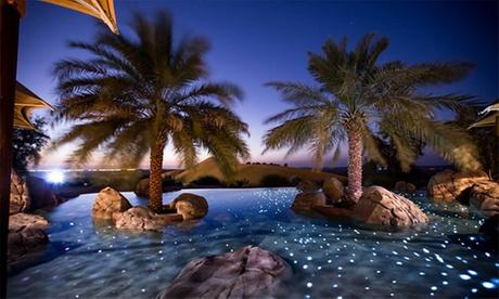 Al Ain:5* Desert Package with Activities