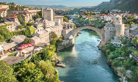Bosnia and Herzegovina: 4* 6-Night Tour with Full Board