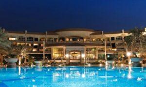 Dinner Buffet at Al Raha Beach Hotel