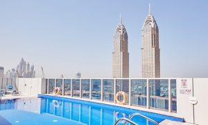 Dubai: 1- or 2-Night 4* Break with Theme Park Tickets
