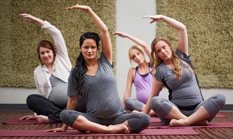 Five Yoga Classes