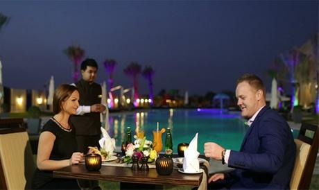 Madinat Zayed: Romantic 1- Night 4* Stay