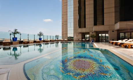 Pool Access and AED 100 Spend at Fairmont Dubai
