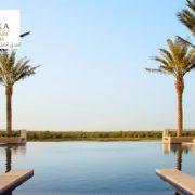 Pool Access at 5*  Anantara Eastern Mangroves Abu Dhabi Hotel