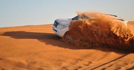 Ras Al-Khaimah: 1-2 Nights with Desert Safari