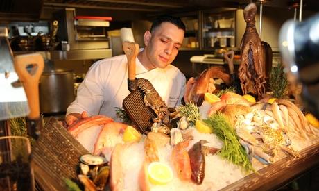 Seafood Buffet at 5* The H Dubai