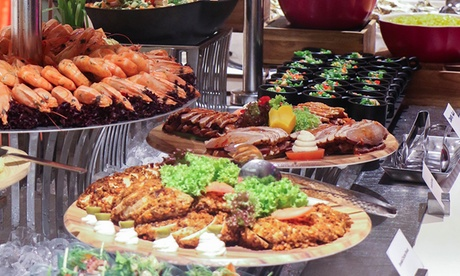 Seafood Buffet with Beverages