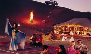 Sharjah: 5* Stay with Desert Safari