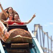 Ticket to Amusement Park