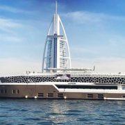 VIP Megayacht 5* Dinner Cruise