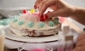 0.5kg of Cake