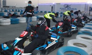 15-Minute Karting Experience