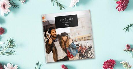 40-Page Personalised Photobook