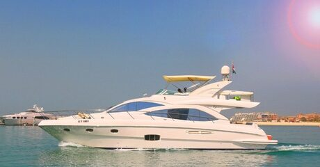 56Ft Yacht Cruise for Up to 25