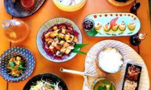 AED 50 Toward Asian Cuisine