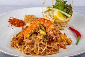 AED 50 Toward Thai Food