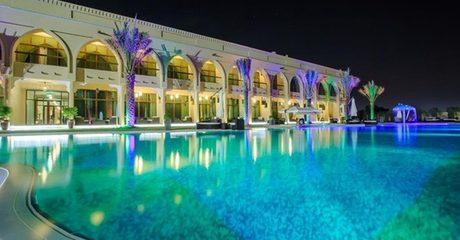 Abu Dhabi: 1-Night 4* Festive Stay with Breakfast