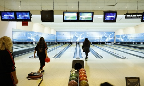 Bowling at Al Nasr Leisureland