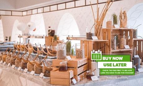 Buffet at White at 5* Jumeirah at Saadiyat Island Resort