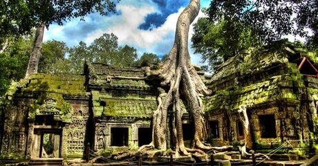 Cambodia: 5- or 7-Day Tour with Cruise