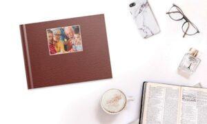 Debossed Hardcover Photobook
