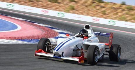 Formula DXB Max Driving Experience