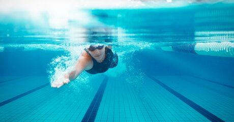 Four Swimming Classes