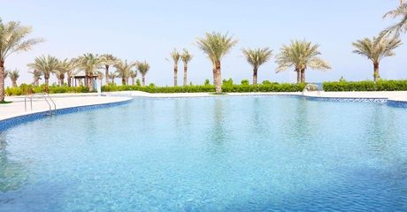 Fujairah: 5* Romantic Stay with Dinner