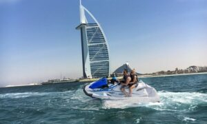 Jet Ski Sightseeing Ride