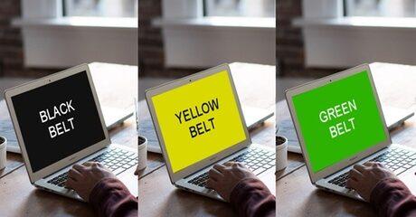 Lean Six Sigma Yellow