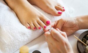 Mani-Pedi with Foot Spa