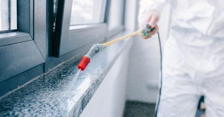 Nano Silver Disinfection Service