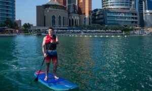One-Hour Kayak Hire
