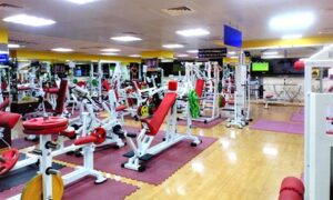 One-Month Gym and Pool Membership