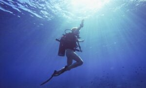 Scuba Diving Pool Session