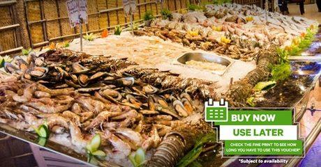 Seafood Set Menu