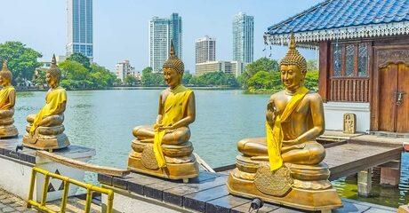 Sri Lanka: 4-Night Tour with Breakfast
