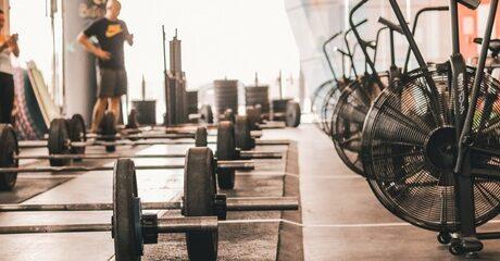 Three CrossFit Classes