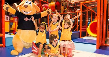 Two Hours of Jumping Jaxx Softplay