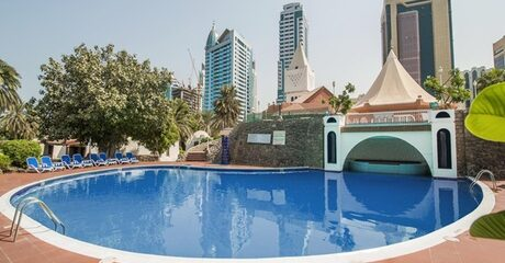 Up to 2-Night 4* Stay in Sharjah