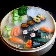 16-Piece Sushi Platter