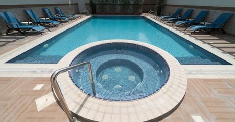 4* Pool and Facilities Access