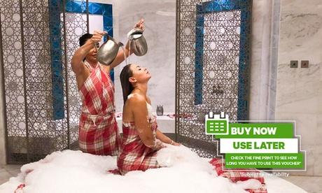 5* Peeling and Foam Spa Treatment