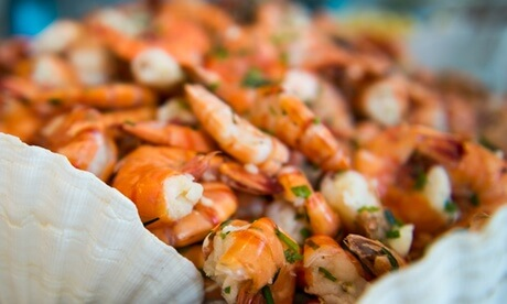 5* Seafood Night with Drinks (Child AED 75