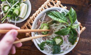 AED 50 Toward Pan-Asian Food
