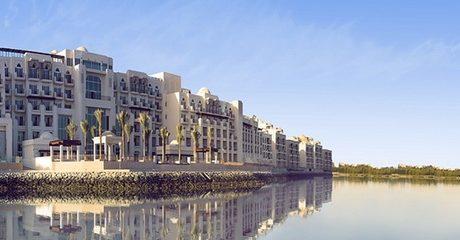 Abu Dhabi: One-Night 5* Stay with Half Board